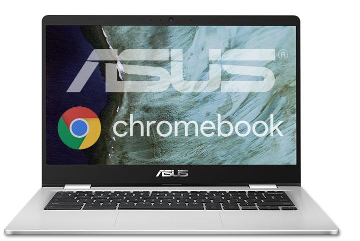 35% korting en ASUS Chromebook t.w.v. € 349,-